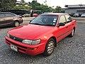 1992-1993 Toyota Corolla (AE101) 1.6 GLi Sedan (26-02-2018) 02.jpg