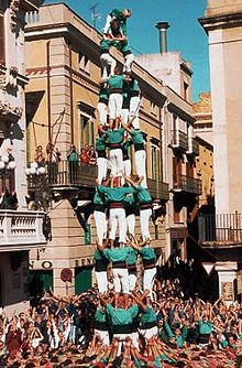 Human Pyramid Pictures