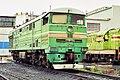 2ТЭ10М-0216, Russia, Volgograd region, depot named after Maxim Gorky (Trainpix 164147).jpg