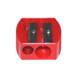 2-Hole Pencil Sharpener