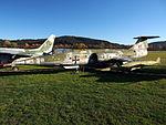 20+43 (aircraft) Lockheed F 104 G Starfighter pic2.JPG