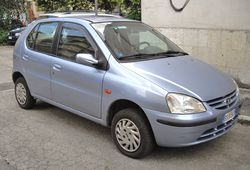 The First Generation Tata Indica (V1)