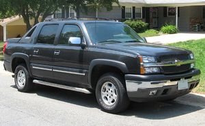 Chevrolet Avalanche GMT800