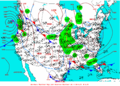 2004-02-02 Surface Weather Map NOAA.png