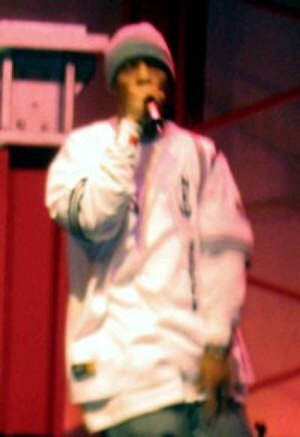Redman (rapper) - Redman performing at the 2004 NBA All-Star Jam Session in Los Angeles.