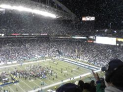 Seahawks celebrations after winning the NFC Championship 1a6191af4