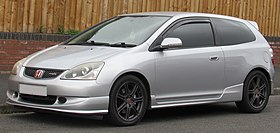 2005 Honda Civic Type-R 2.0 Front.jpg
