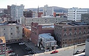 Allentown, Downtown