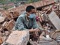 2008년 중앙119구조단 중국 쓰촨성 대지진 국제 출동(四川省 大地震, 사천성 대지진) DSC09878.JPG