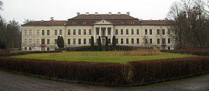 John von Collas - Dönhoffstädt Palace