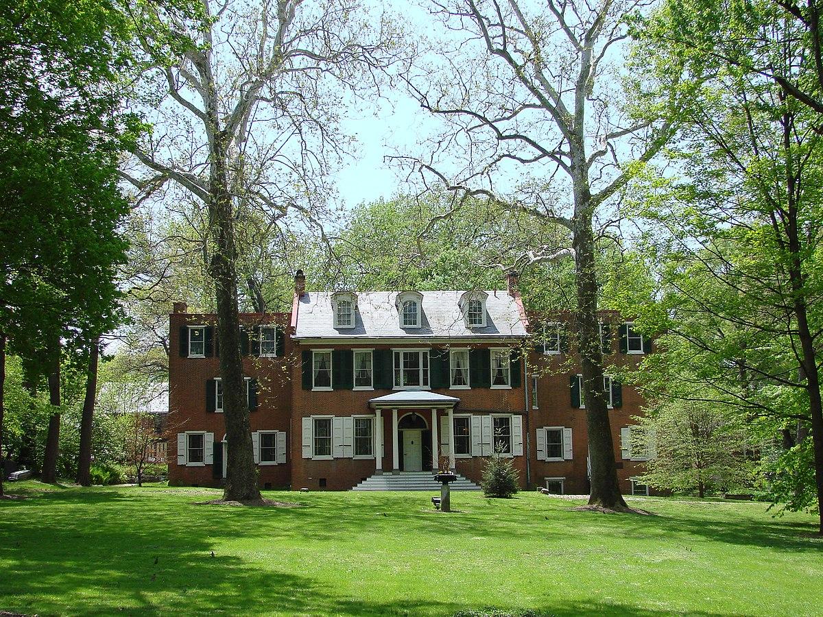 Wheatland (James Buchanan House) - Wikipedia