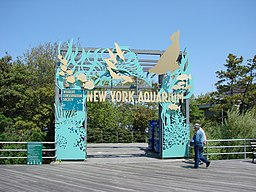 2008-05-17 Coney Island, Long Island 019 Coney Island, New York Aquarium (2677873395)