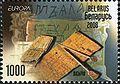 2008. Stamp of Belarus euro-722.jpg