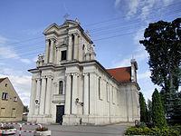 2008 08060115 - Rakoniewice - kościół śś. Marcina i Stanisława Biskupa z 1797r.JPG