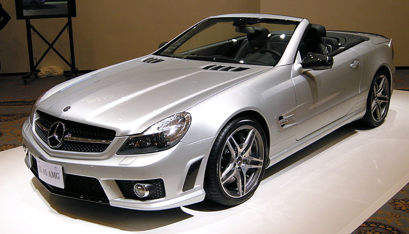 File:2008 Mercedes-Benz SL63 AMG