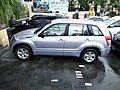 2008 Suzuki Grand Vitara side 02, Kuta.jpg