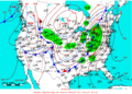 2009-02-27 Surface Weather Map NOAA.png