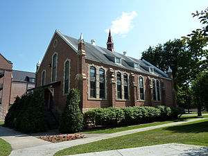 Martin Luther College - Music Hall