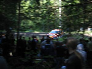2009 Rally Finland shakedown 11.JPG