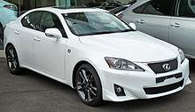 Lexus is 250 price australia