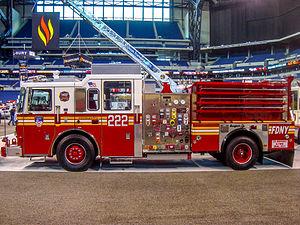 Seagrave Fire Apparatus - 2010 Seagrave Marauder II - FDNY Engine 222