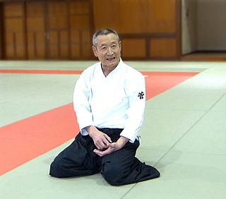 Morito Suganuma Japanese aikido teacher