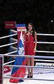 2011 boxing event in Stožice Arena-Iris Mulej.jpg
