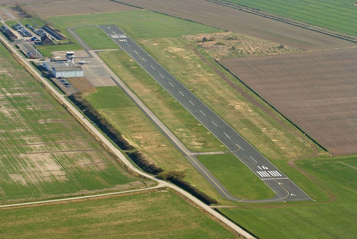 Flugplatz Norden-Norddeich – Wikipedia