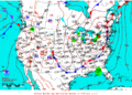 2013-06-29 Surface Weather Map NOAA.png