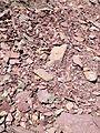 2014-10-03 14 05 33 Rocks along the main ridge of the Diamond Mountains south of Diamond Peak, Nevada.JPG
