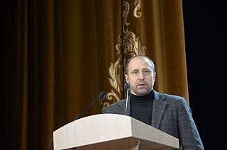 ukrainischer Politiker