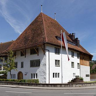 Steffisburg - Grosse Höchhus