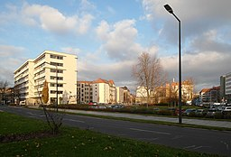 Erich-Ponto-Straße in Dresden