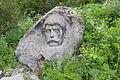 2014 Prowincja Wajoc Dzor, Dżermuk, Rzeźba w skale (02).jpg