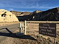 2015-01-15 15 21 40 Sign at the main entrance to Kershaw Ryan State Park, Nevada.JPG