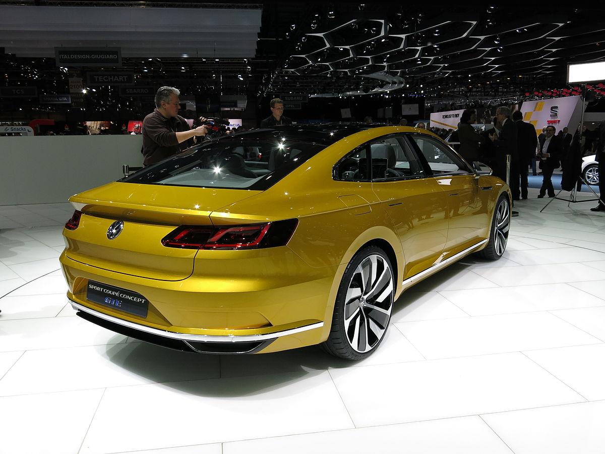 VW Arteon – Wikipedia