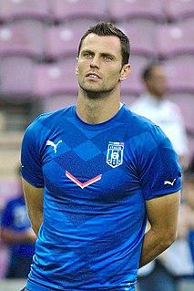 Daniele Padelli Italian footballer