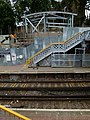 2015 London-Woolwich, Woolwich Dockyard railway station 24.jpg