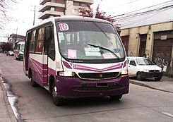 2016-10-05 Wednesday 175013 Bus 10A (Temuco).jpg