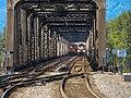 20160821 05 BNSF & Amtrak, Vancouver, Washington (36126933306).jpg
