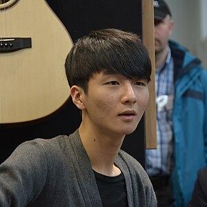 Sungha Jung - Sungha Jung (April 2016)