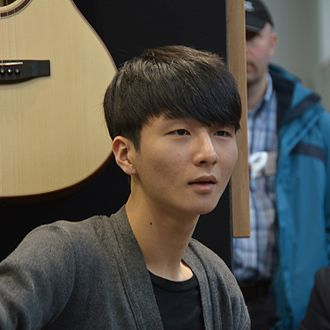 Sungha Jung - Sungha Jung (April 2016)