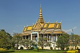 2016 Phnom Penh, Pałac Królewski, Pawilon Chanchhaya (02).jpg