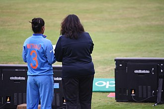 Mithali Raj - Raj at the 2017 Women's Cricket World Cup