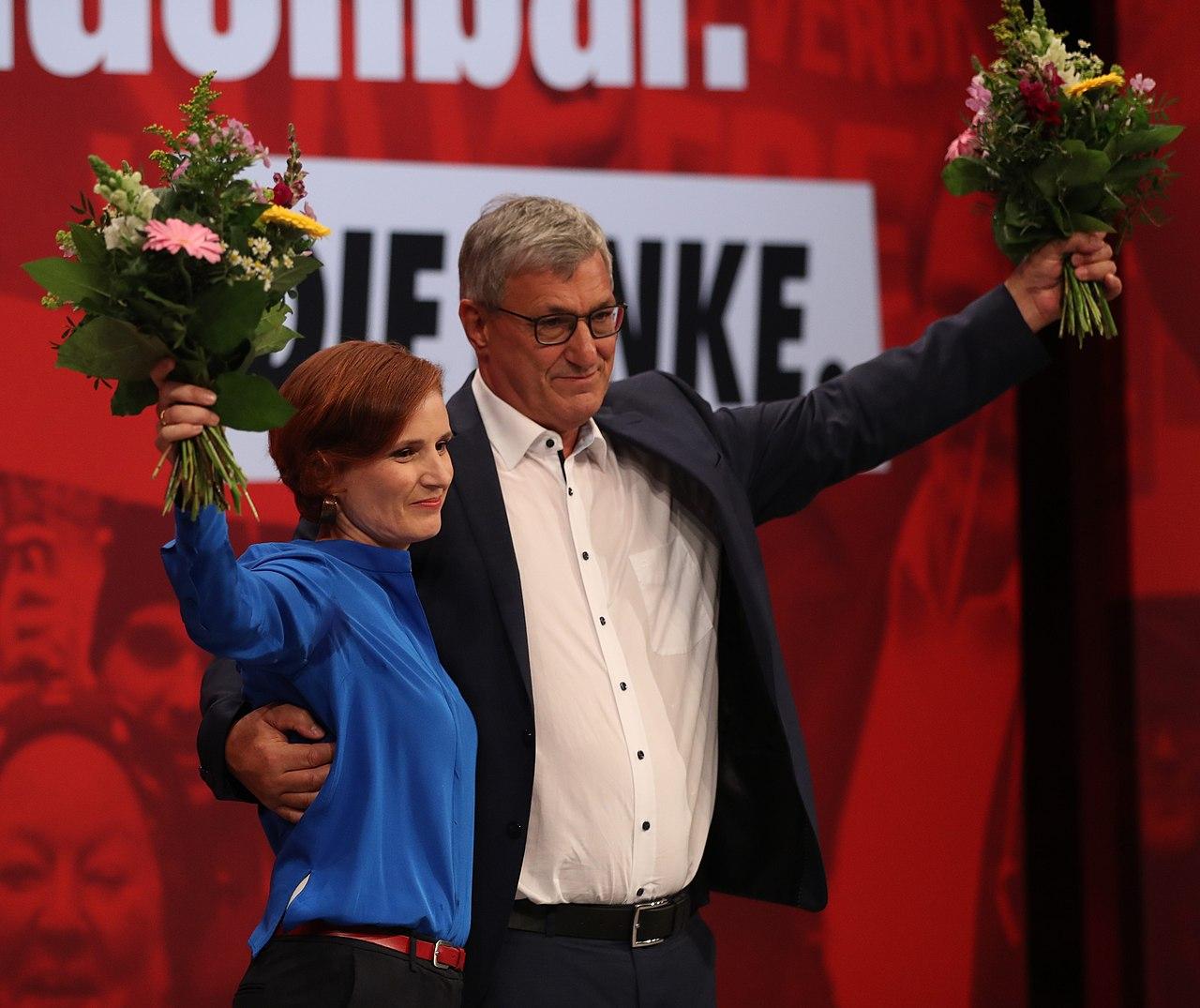 2018-06-09 Bundesparteitag Die Linke 2018 in Leipzig by Sandro Halank–099.jpg