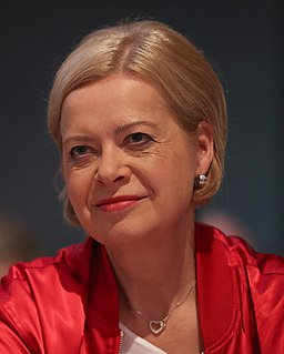 Gesine Lötzsch German politician