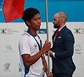 2018-08-07 World Rowing Junior Championships (Opening Ceremony) by Sandro Halank–099.jpg