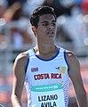 2018-10-16 Stage 2 (Boys' 400 metre hurdles) at 2018 Summer Youth Olympics by Sandro Halank–041.jpg