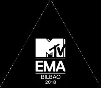 2018 MTV Europe Music Awards - Image: 2018 MTV Europe Music Award logo
