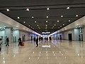 201901 Arrival floor of Jinandong Station.jpg